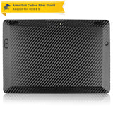 "Amazon Fire HDX 8.9"" (2014) / Kindle Fire HDX 8.9"" Screen Protector + Black Carbon Fiber Film Protector"