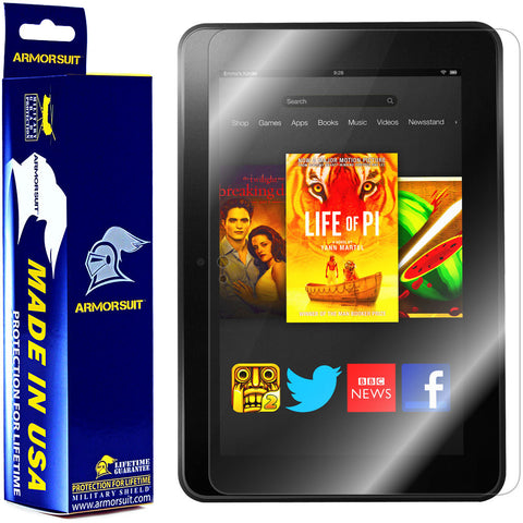 Amazon Kindle Fire HD 8.9 Inch Screen Protector