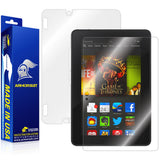 "Kindle Fire HDX 7"" Screen Protector + Full Body Skin Protector"