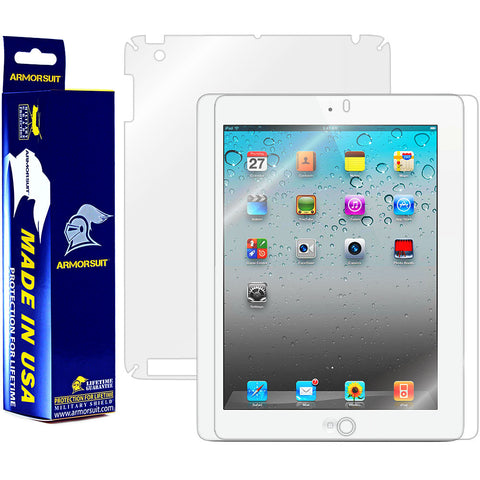 Apple iPad 2 (3G + WiFi) Full Body Skin Protector