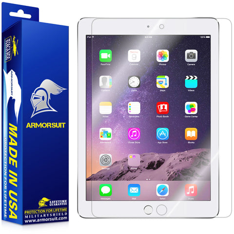 "Apple iPad Pro 9.7"" Screen Protector / iPad Air 2 Screen Protector"