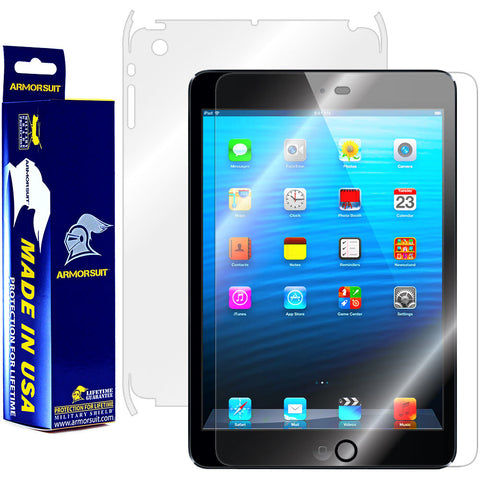 Apple iPad Mini (Wifi + 4G LTE) Full Body Skin Protector