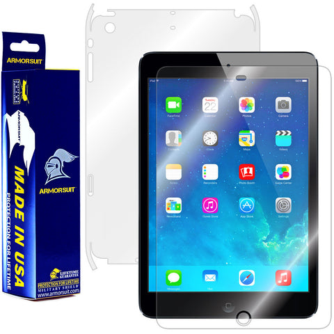 Apple iPad Mini 2 w/ Retina Display (Wifi + LTE) Full Body Skin Protector