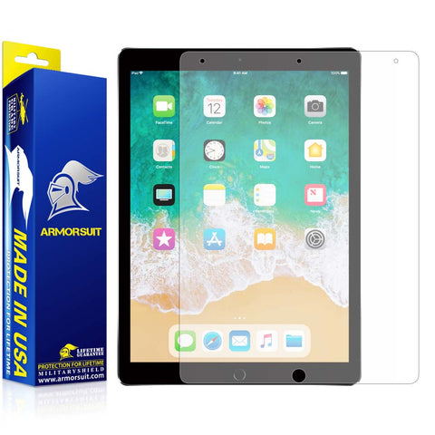 "Apple iPad Pro 12.9"" Matte (2017) (Anti-Glare) Screen Protector"