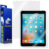 "Apple iPad Pro 9.7"" (WiFi + 4G LTE) Screen Protector + Full Body Skin Protector"