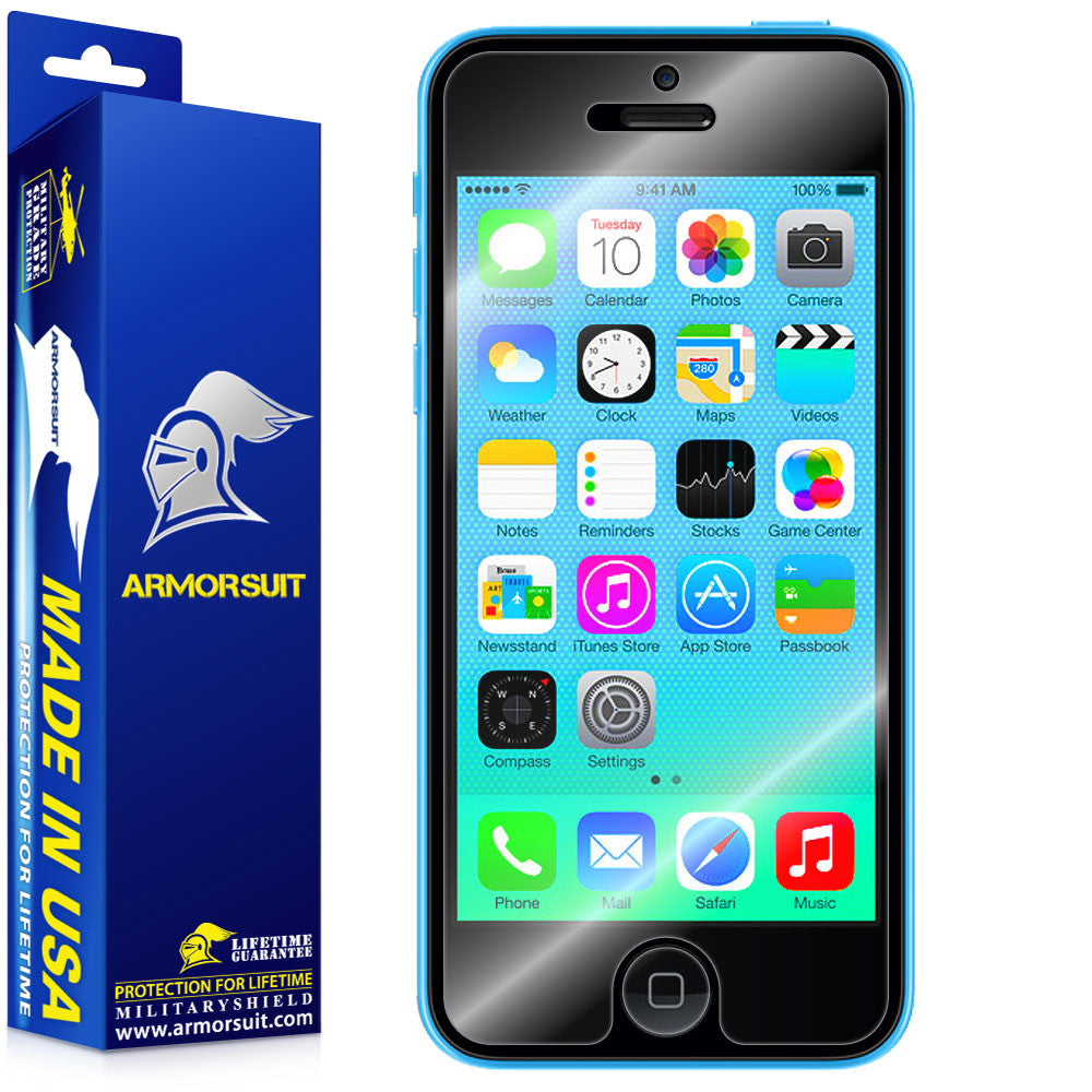 Apple iPhone 5c Screen Protector (Case Friendly)