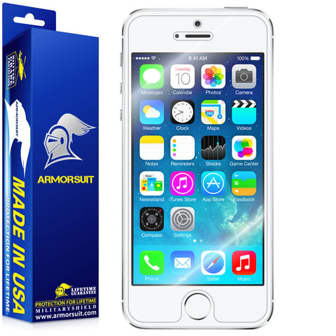 Apple iPhone 5 / 5S Screen Protector (Case Friendly)