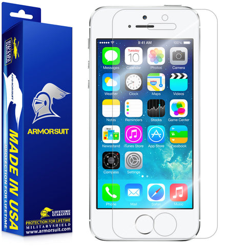 Apple iPhone 5 / 5S Screen Protector