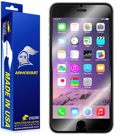 Apple iPhone 6 Plus / iPhone 6s Plus Screen Protector (Case-Friendly)