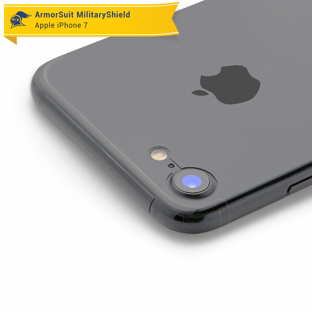 first rate 1717f c8670 Apple iPhone 7 Matte (Anti-Glare) Screen Protector - ArmorSuit
