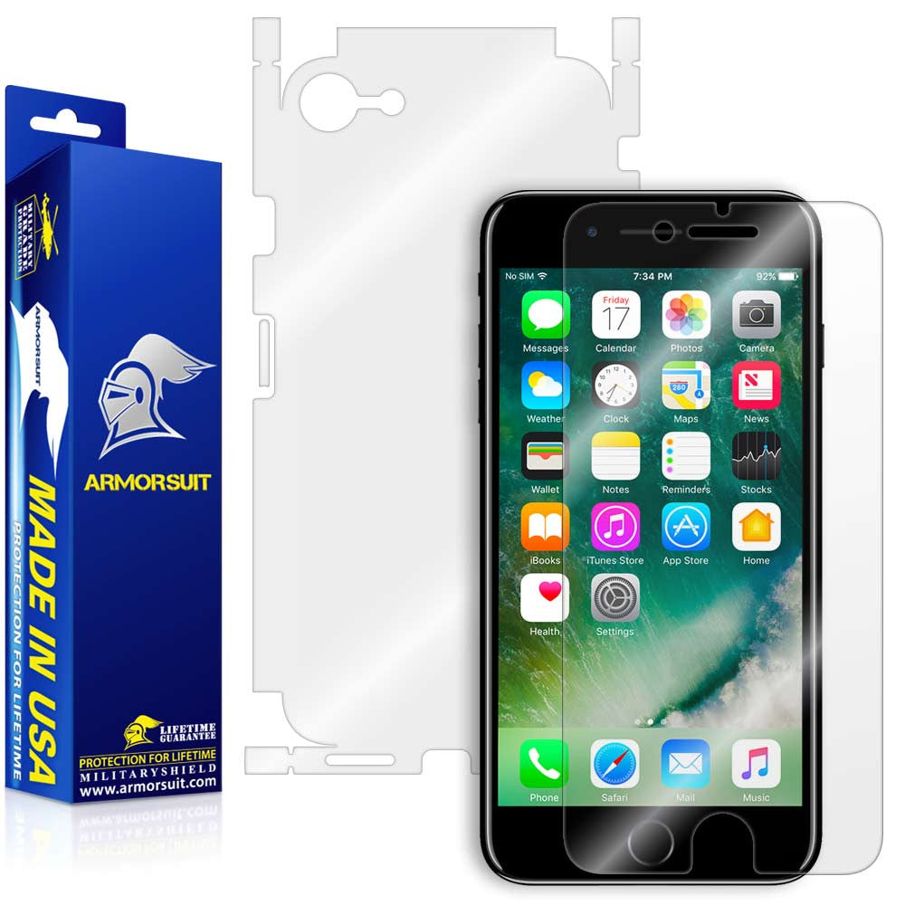 Apple iPhone 7 Full Body Skin Protector