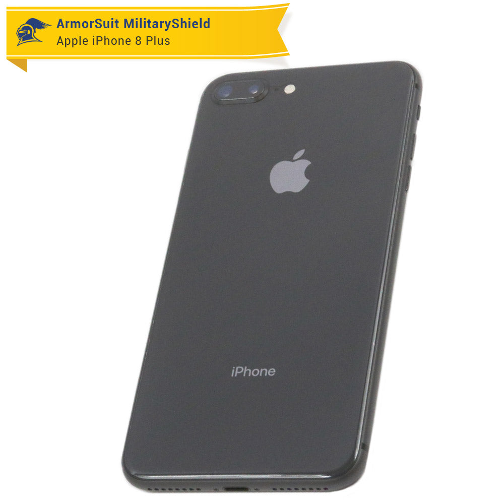 on sale 28504 ce1dd Apple iPhone 8 Plus Screen Protector (Case-Friendly) - ArmorSuit