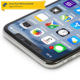 Apple iPhone X Case-Friendly Screen Protector