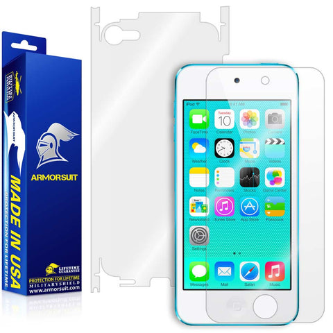 Apple iPod Touch 6G Full Body Skin Protector