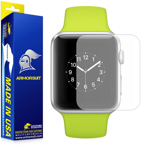 Apple Watch 38mm (Series 1) Anti-Glare Screen Protector (2-pack) - Matte