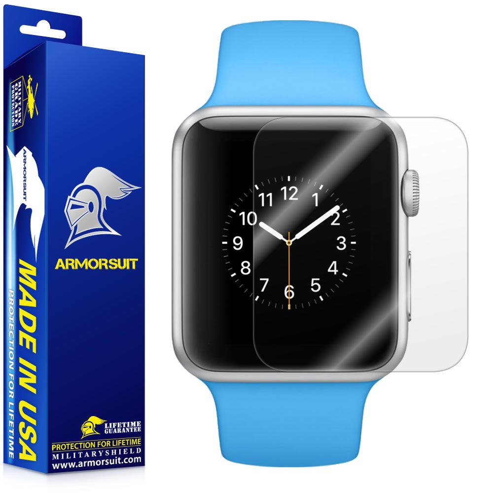 Apple Watch 38mm (Series 1) Screen Protector [2 Pack]