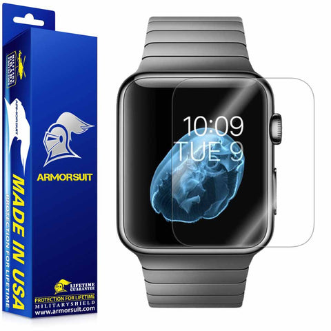 Apple Watch Screen Protector (42mm Series 3 / 2 / 1 Compatible) [2 Pack]