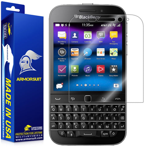 BlackBerry Classic (Q20) Screen Protector