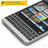 BlackBerry Passport Sliver Edition Screen Protector (Case-Friendly)