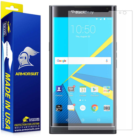 BlackBerry Priv Anti-Glare (Matte) Screen Protector