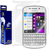 BlackBerry Q10 Screen Protector + Full Body Skin Protector