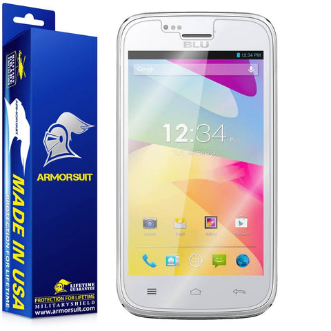 BLU Advance 4.0 Screen Protector (Case-Friendly)