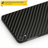 BLU Vivo Air Screen Protector + Black Carbon Fiber Skin