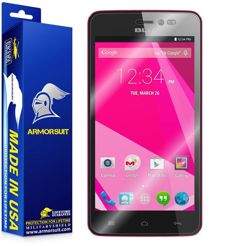 BLU Studio 5.0 CE Screen Protector (Case-Friendly)