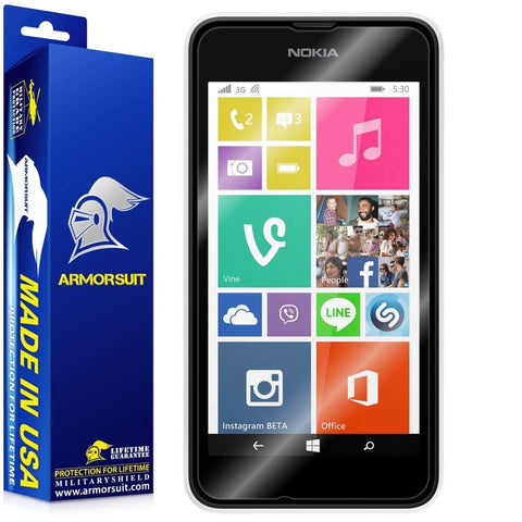 Nokia Lumia 530 (Case-Friendly) Screen Protector
