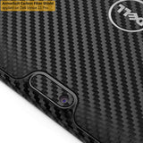 Dell Venue 11 Pro 5130 Screen Protector + Black Carbon Fiber Film Protector