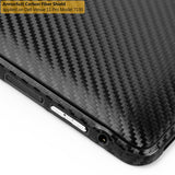 Dell Venue 11 Pro 7130/7139/8286 Screen Protector + Black Carbon Fiber Film Protector