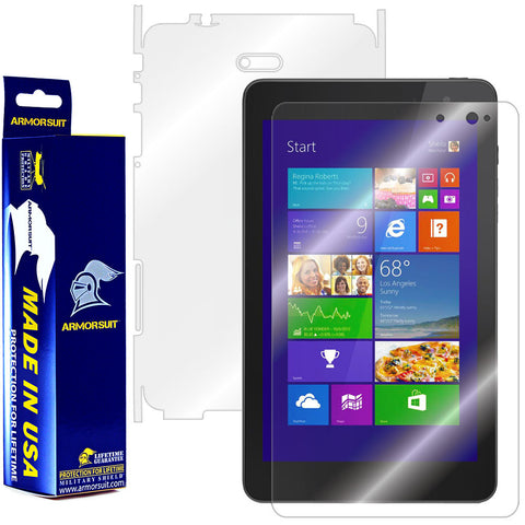 Dell Venue 8 Pro Full Body Skin Protector