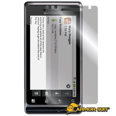 Motorola Droid 2 Screen Protector