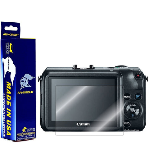 Canon EOS M Camera Screen Protector
