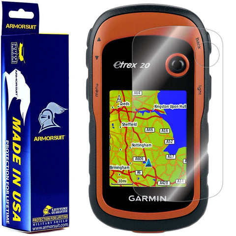 Garmin eTrex GPS Screen Protector