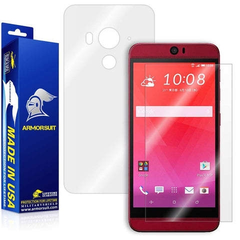 HTC Butterfly 3 Screen Protector + Full Body Skin Protector