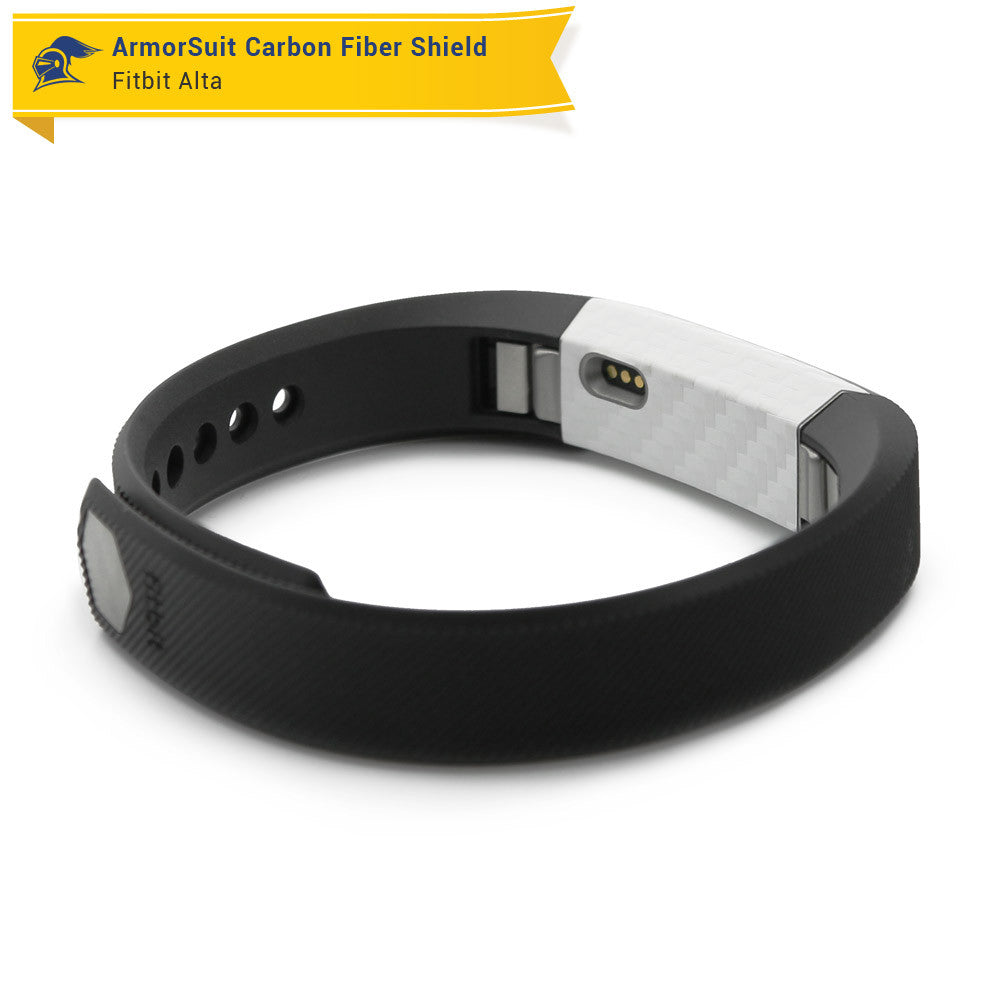 Fitbit Alta Screen Protector Full Body Skin Front Back