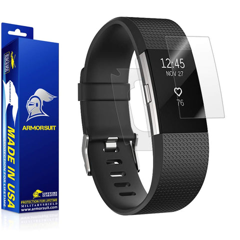 Fitbit Charge 2 Screen Protector + Full Body Skin