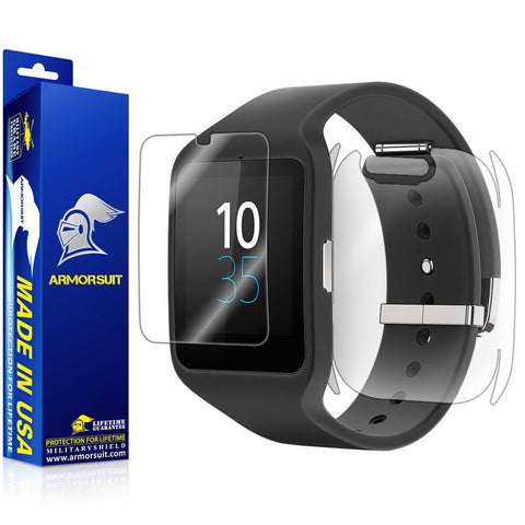 Sony SmartWatch 3 Full Body Skin Protector