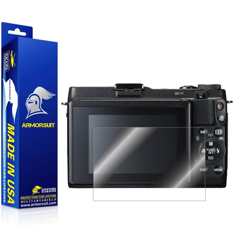 Canon PowerShot G1X Mark II Camera Screen Protector