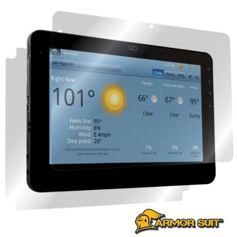 ViewSonic G Tablet Full Body Skin Protector