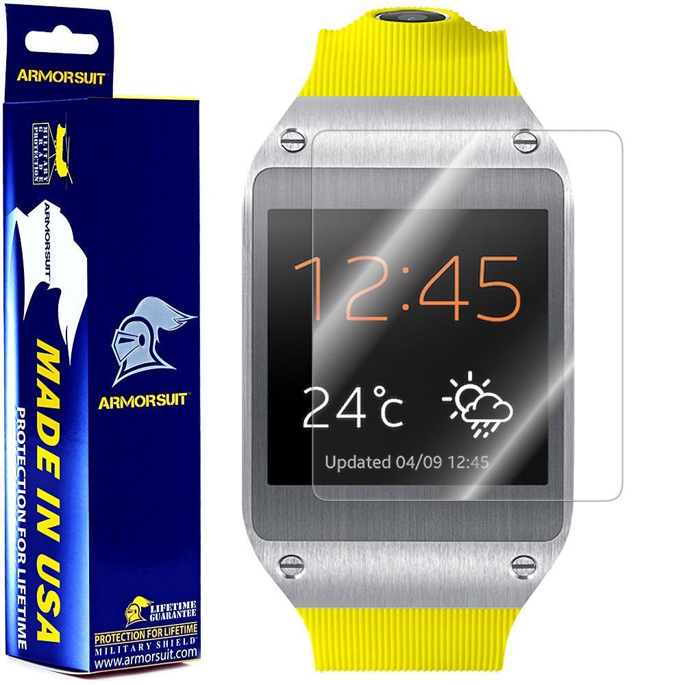 Samsung Galaxy Gear Screen Protector