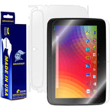 Google Nexus 10 Screen Full Body Skin Protector