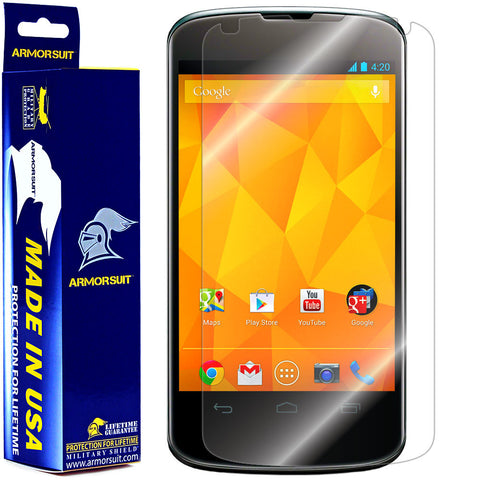 LG Nexus 4 Screen Protector