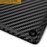 Google Nexus 7 (2nd Generation) Screen Protector + Black Carbon Fiber