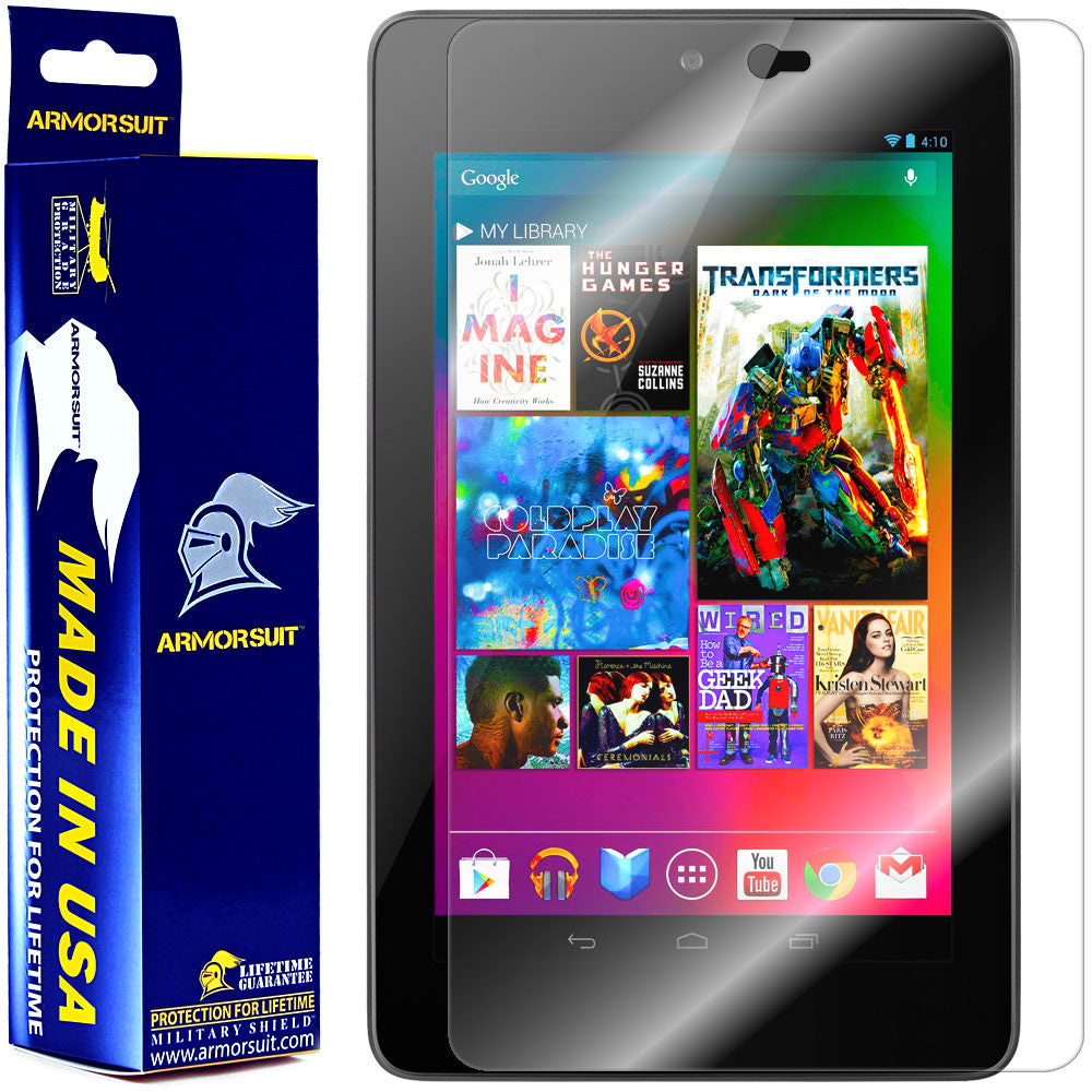 Google Nexus 7 Screen Protector