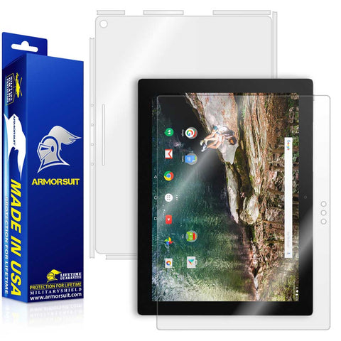 Google Pixel C Screen Protector + Full Body Skin Protector