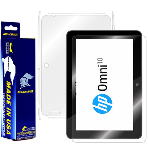 HP Omni 10 Full Body Skin Protector