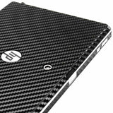 HP Slate 2 Screen Protector + Black Carbon Fiber Film Protector