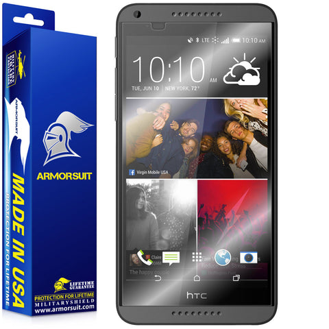 HTC Desire 816 Screen Protector (Case-Friendly)